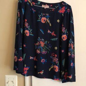 Philosophy republic clothing size L blouse
